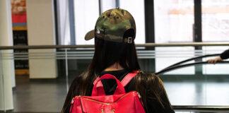 Elegancki plecak damski w modnym stylu