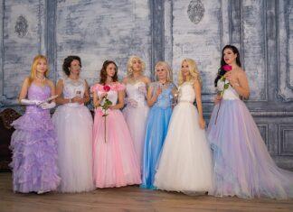 Proste sukienki na wesele
