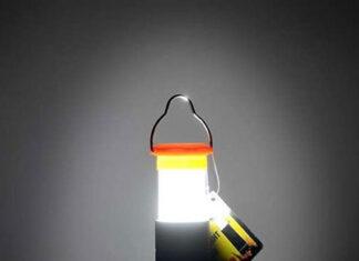 latarka wodoszczelna
