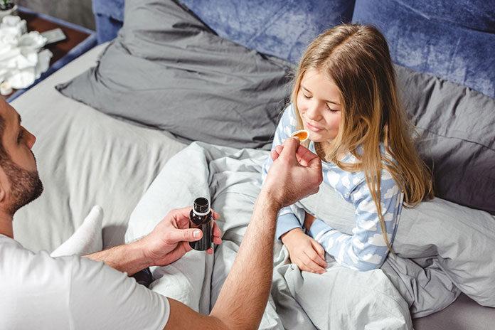 Skuteczny syrop na przeziębienie u dziecka